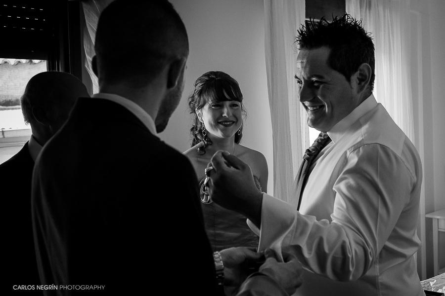 Vestidos de novia en Coruña, Carlos Negrín Photography