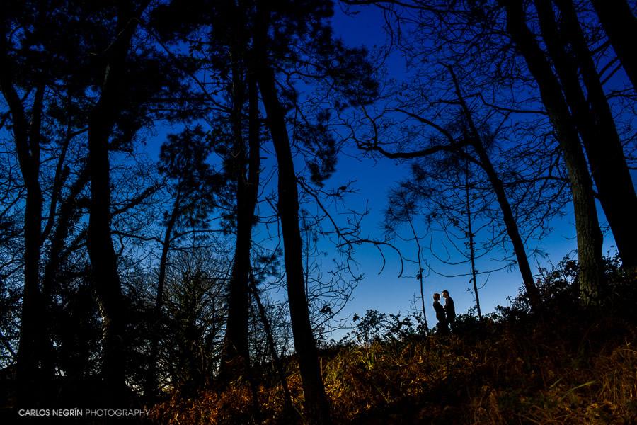 L+J Reportaje de bodas en el Pantano, fotógrafos en la Coruña, Carlos Negrin Photography