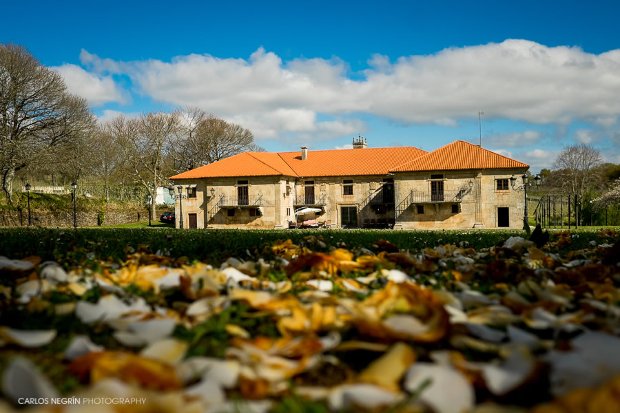 Pazo de Des, fotógrafo de bodas en Galicia, Carlos Negrin Photography E+V