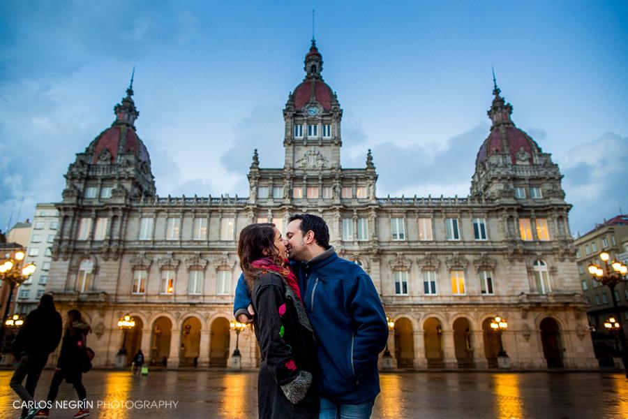 Prebodas en Coruña, fotógrafos de boda, Carlos Negrín Photography, N+D