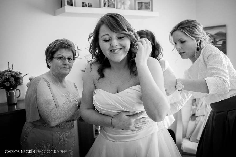 fotógrafos de bodas en Coruña, Carlos Negrín Photography L+M