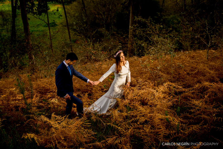 fotógrafo de bodas en Vigo, post bodas originales, Carlos Negrín Photography R+J