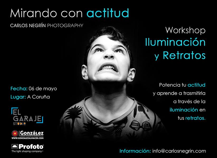 Curso de fotografía en Coruña, talleres para fotógrafos, Carlos Negrín Photography