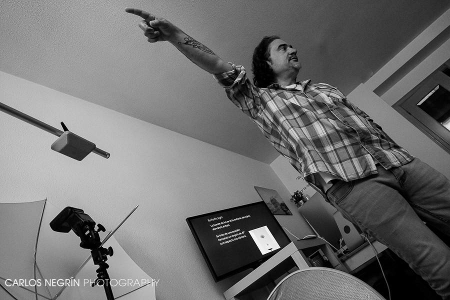 curso de fotografía en Tenerife, mirando con actitud, Carlos Negrín photography