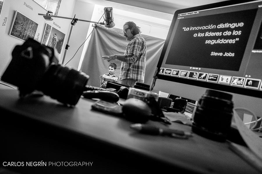 talleres para fotógrafos en Tenerife, mirando con actitud, Carlos Negrín photography