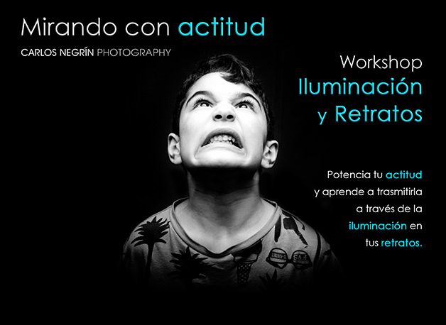 taller de fotografía en Tenerife, Carlos Negrín Photography