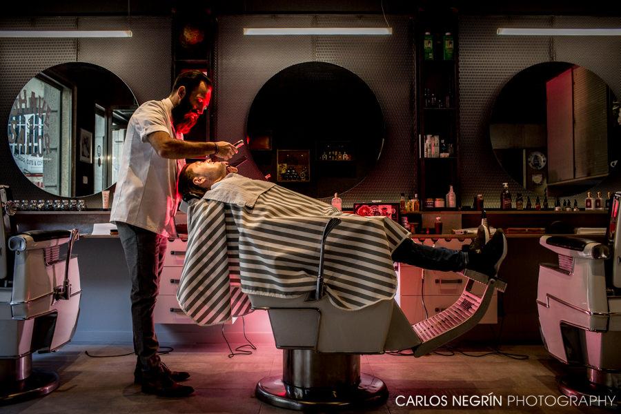 Taller de fotografía en Oviedo, iluminación y retrato, Carlos Negrín Photographer