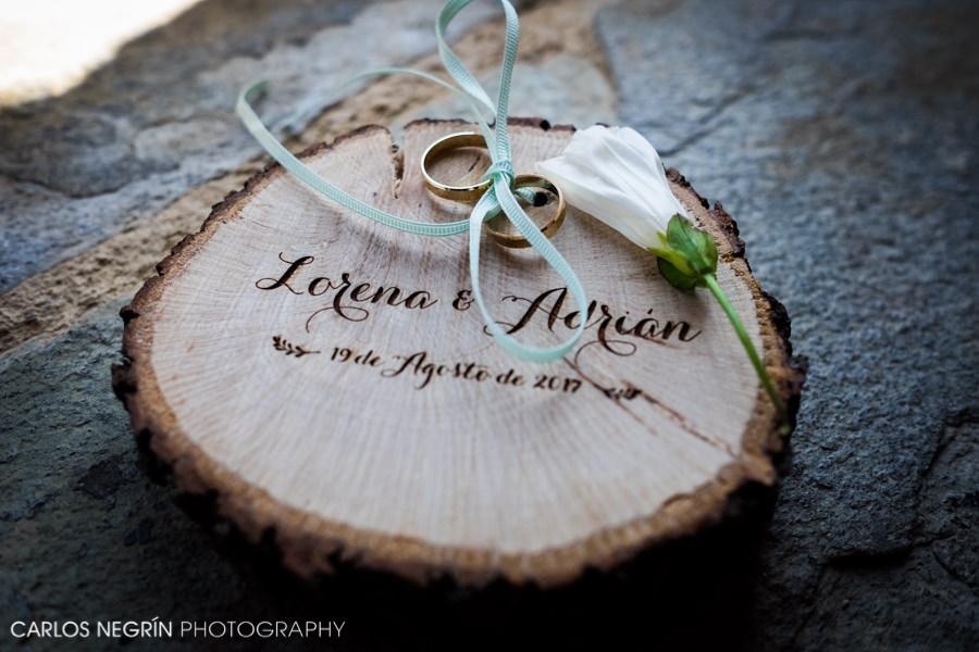 alianzas de boda, Carlos Negrín wedding photographer