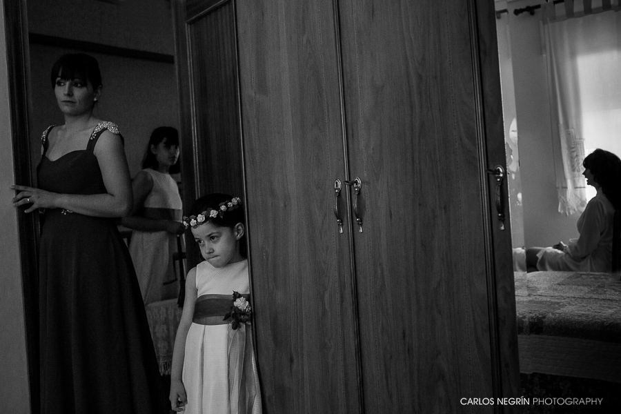 Fotos de novia en Coruña, Galicia, Carlos Negrín Photography