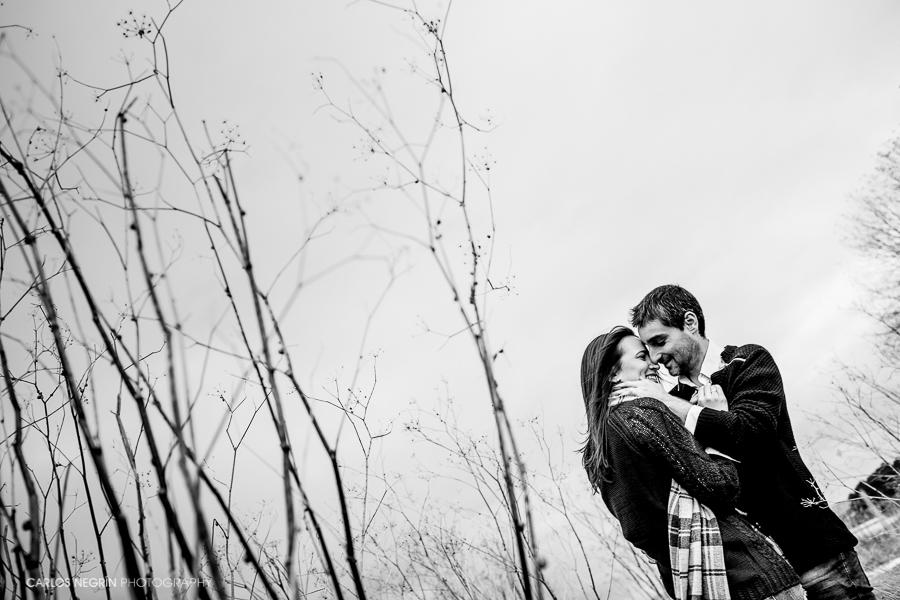 Fotógrafos de boda en La Coruña, reportaje de preboda en Oleiros, Carlos Negrín Photography
