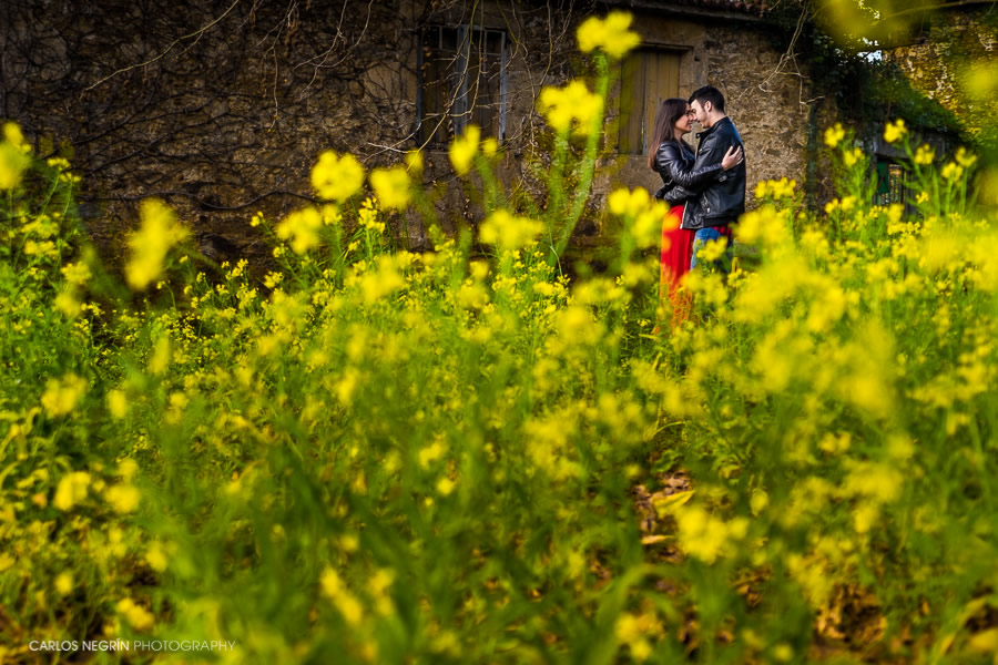 Fotógrafo en Galicia, A Coruña, Vigo, reportaje de preboda, Carlos Negrin Photography N+A