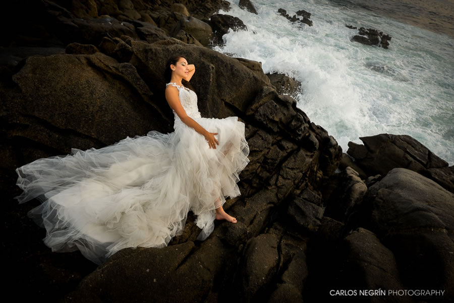 postboda playa, fotógrafo de boda en Coruña, Carlos Negrín Photography Y+A