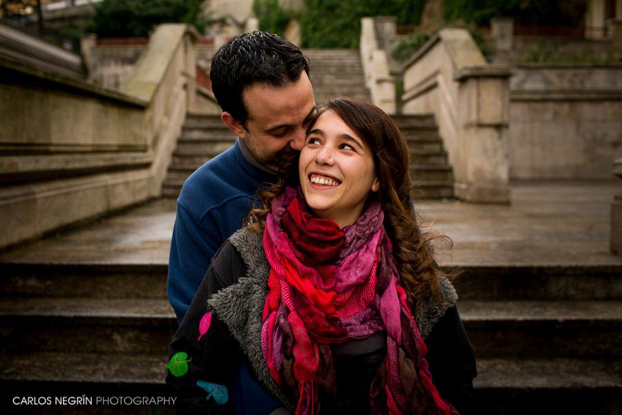 Fotógrafos de boda, prebodas originales en Coruña, Carlos Negrín Photography, N+D