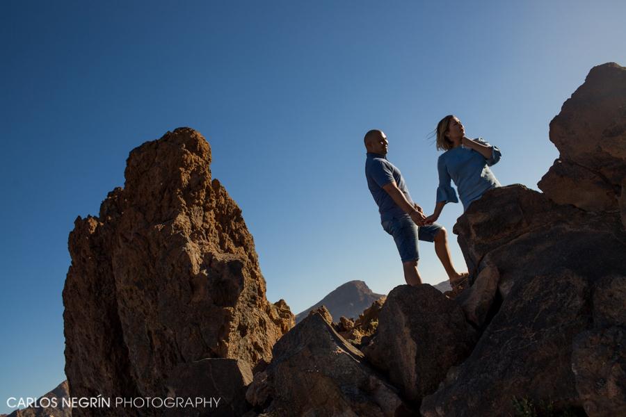 Preboda en Tenerife, Bodas en el Teide, Carlos Negrín Photographer, V+J